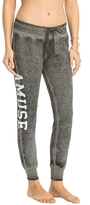 Amuse Society Scholar Fleece Sweatpants