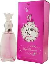 Anna Sui Secret Wish Magic Romance by For Women. Eau De Toilette Spray 1.7-Ounces
