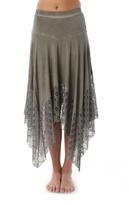 POL Flowy Half Slip Skirt