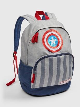 Marvel GapKids   Captain America Senior Backpack