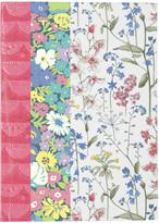 Liberty of London Designs Theodora A6 Layflat Notebook
