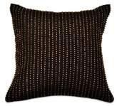 Donna Karan Metallic Beaded Pillow