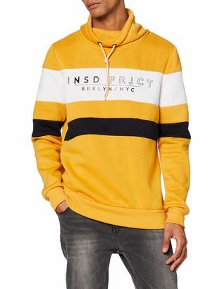 INSIDE Men's 8CPGN17 Sweatshirt