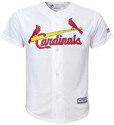Majestic Little Kids' St. Louis Cardinals Cool Base Jersey
