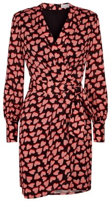 Rebecca Vallance Hotel Beau Wrap Dress