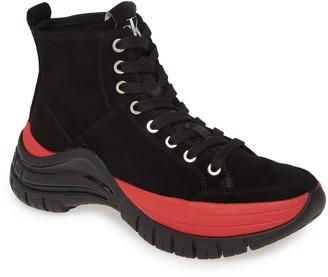 Calvin Klein Jeans Calvin Klein Timotha High Top Sneaker
