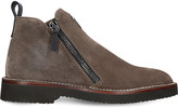 Giuseppe Zanotti Austin double-zip leather boots