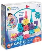 Educational Insights 38-Piece Castle Gears Building Set
