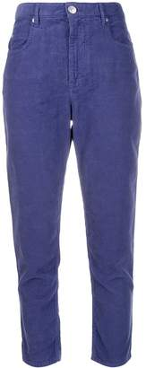 Etoile Isabel Marant girlfriend fit corduroy trousers