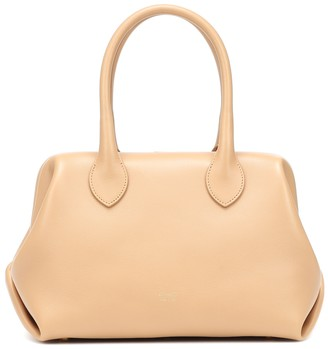 KHAITE Doctor Small leather tote