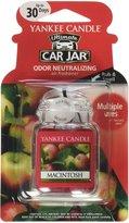 Yankee Candle 1220885 Macintosh Ultimate Car Freshener