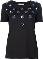 Mw Matthew Williamson appliqué detail t-shirt