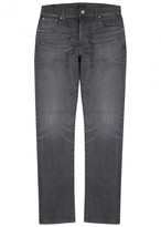 Citizens Of Humanity Core Grey Faded Slim-leg Jeans