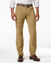 Tommy Hilfiger Men's Straight-Fit Graham Corduroy Pants