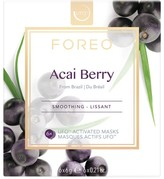 Foreo UFO Activated 6-Pack Acai Berry Sheet Mask Set
