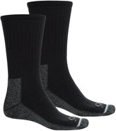 Lorpen Quad Comfort® Denver Hayes Socks - 2-Pack, Crew (For Men)