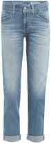 AG Adriano Goldschmied Ex-Boyfriend Cuffed Jeans
