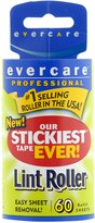 Evercare Professional Lint Pic-Up Roller, Refill Sheets