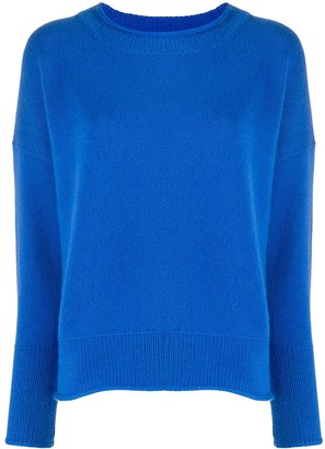 Iris von Arnim Crew Neck Jumper