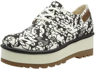 CAT Footwear Women's Restless Walala Oxfords