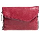 Hobo 'Daria' Leather Crossbody Bag - Black