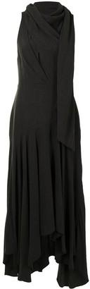 Acler Kilmaine draped dress