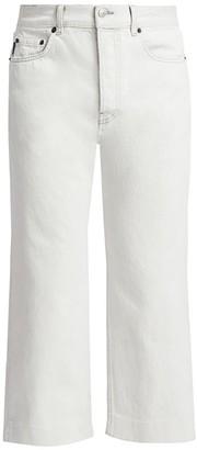 Balenciaga Wide-Leg Jeans