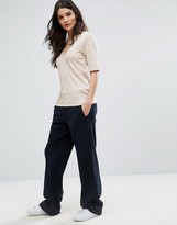 Selected Cecille Wide Leg Pants