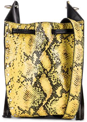 Isabel Marant Radja Bag in Light Yellow | FWRD