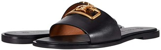 Tory Burch Selby Slide (Perfect Black) Women's Shoes