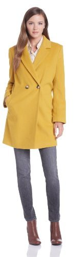 Helene Berman Women's DB Coat Clean Lines