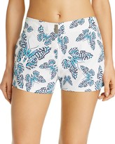 Vilebrequin Butterflies Swim Cover-Up Shorts