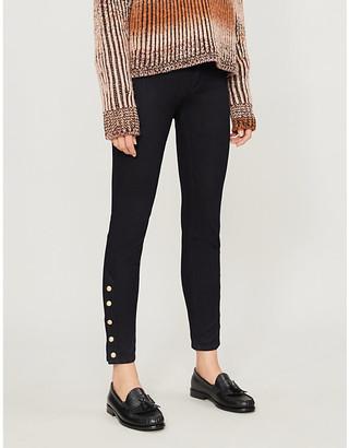 Claudie Pierlot Papayeh slim-fit low-rise jeans
