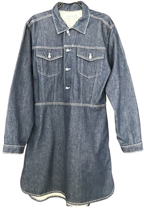 Kenzo Blue Denim - Jeans Dress for Women