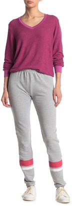 Wildfox Couture Sporty Warmup Sweatpants