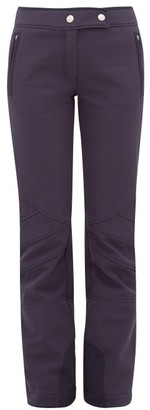Toni Sailer Sestriere Flared Technical Ski Trousers - Womens - Navy