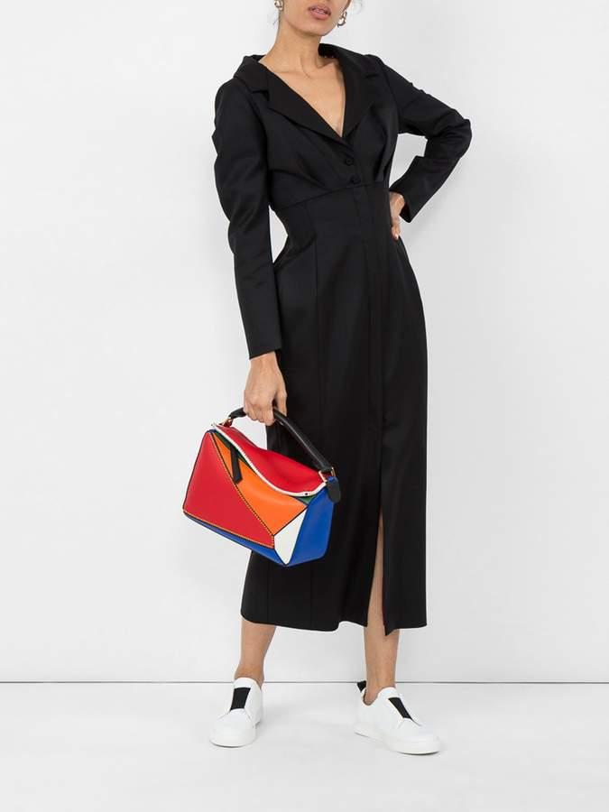 Sara Battaglia Tailored dress