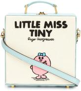 Olympia Le-Tan 'Little Miss Tiny' tote bag - women - Cotton/Leather - One Size