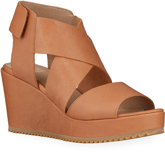 Eileen Fisher Whimsey Wedge Sandals