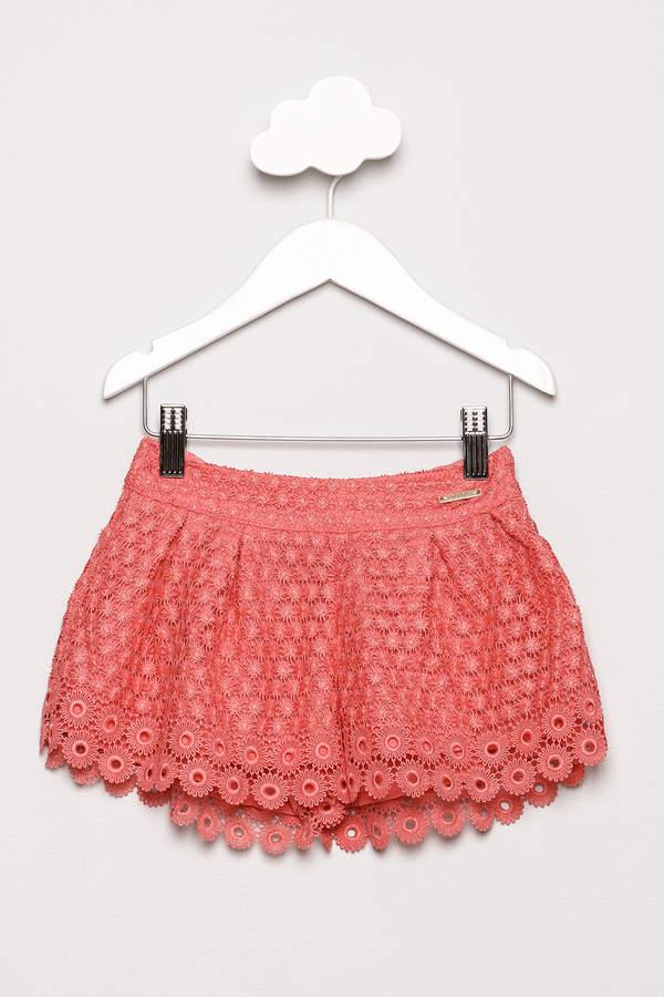 Mayoral Lace Shorts