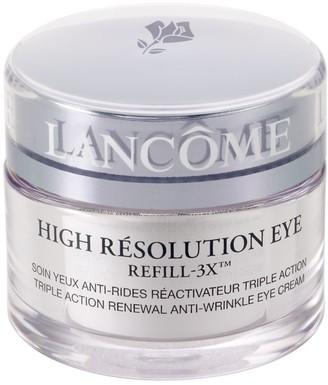 Lancôme High Resolution Eye Refill-3X Triple Action Renewal Anti-Wrinkle Eye Cream
