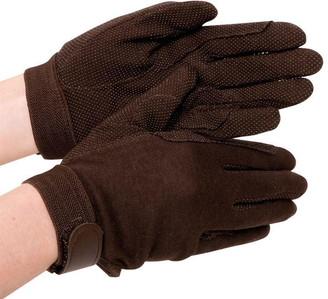 Requisite Cotton Grip Riding Glove Ladies
