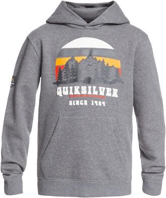 Quiksilver Kids' Snow Logo Hoodie