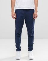 Nike Skinny Joggers In Blue 804328-451