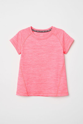 H&M Short-sleeved sports top