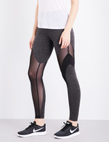 Koral Frame stretch-jersey leggings