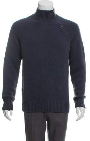 460f62c93a3852 Asymmetrical Mens Sweater - ShopStyle