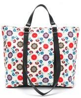 Reinaldo Lourenço - print tote bag - women - Cotton - One Size