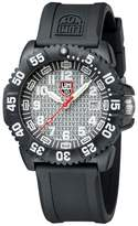 Luminox Ggl.l3057.25th Men's 25th Anniversary Navy Seal Colormark Polycarbonate Case Dial Black Watch