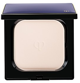 Clé de Peau Beauté Refining Pressed Powder (Case, Refill, & Puff)